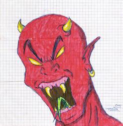 Devil by waldyrious