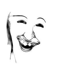 Ugly man by waldyrious