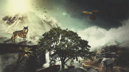 Dreamland - signature version by CroPro