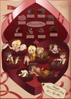PT - Valentines 2012 by Beedalee-Art