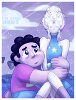 Steven Universe - I'm Still Here by Beedalee-Art