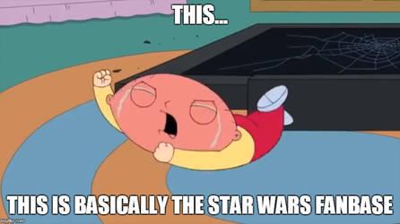 Star Wars Fanbase Summary by AlphaGirl404