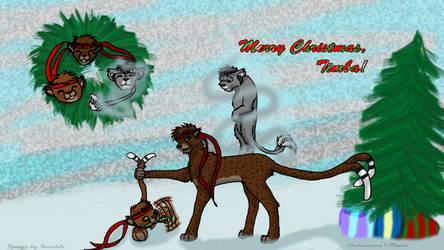 LilyMud Secret Santa 2013 - For Timba by Quachir