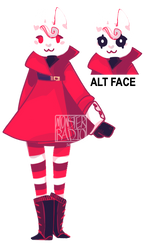 [closed] Peppermint Demon Adopt [s41] by MonsterRadio