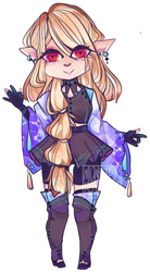 [CLOSED] Little Elf Adopt [S1] by MonsterRadio