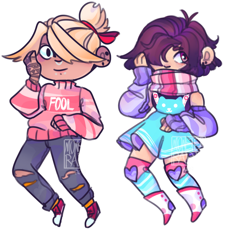 [OPEN] Cutie Chibi Adopts [S3] by MonsterRadio