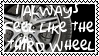 Third wheel stamp by ParamourxLights