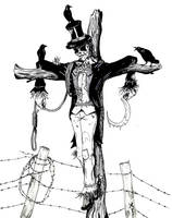 scarecrow by Kyohazard