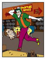 Joker Bowling by Kyohazard