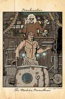 Frankenstein by Kyohazard