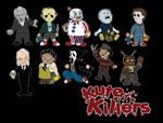 Kute Killers by Kyohazard