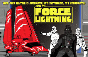 Force Lightning by Kyohazard