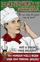 Hannibal's Pizzeria by Kyohazard
