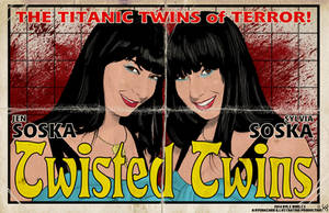 Twisted Twins by Kyohazard