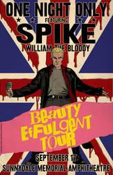 Spike Beauty Effulgent Tour by Kyohazard
