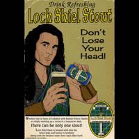 Loch shiel stout by Kyohazard