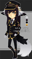 Adoptable [Auction] [CLOSED] by Demetis