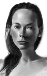 Hattie Watson sketch 2 by tonyob