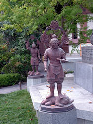 Statues by roryrhorerton
