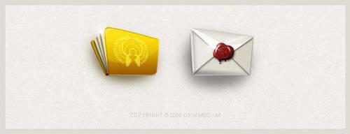 Icons by GRAFMEDIUM