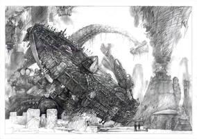 World Of Another Tommorow 1 by filip-kurzewski