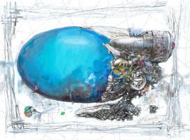 Flying Machine 10 by filip-kurzewski