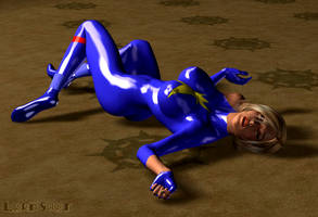 Dazzler Down by LordSnot