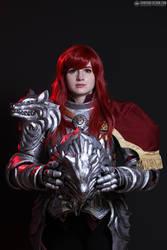 Hildegard von Krone Cosplay by Sparqy
