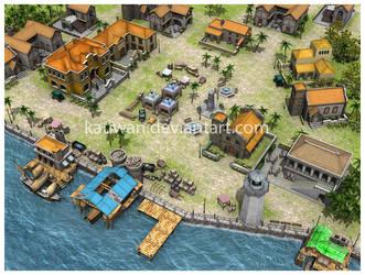 pirate project set 2 by dwiirawan