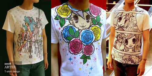T-Shirts by madoka07