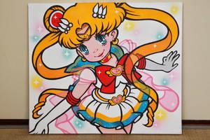 Magical Girl by madoka07