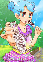 Ice Cream :P by madoka07