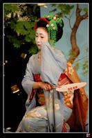 Kamishichiken Maiko I by tensai-riot