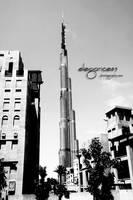 ...Burj Dubai... by Elegance85
