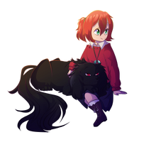 Chise and Ruth by Angelpaw33