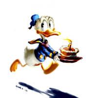 Donald D. by Poschki