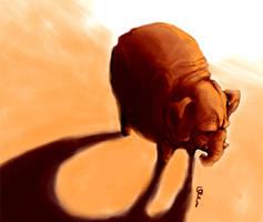 Elephant by Poschki