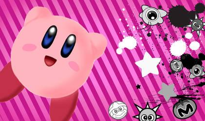 Smash Kirby 2 by Tavion-Ezeilo