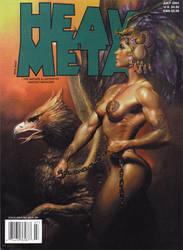 HEVY METAL ART by JODEPU