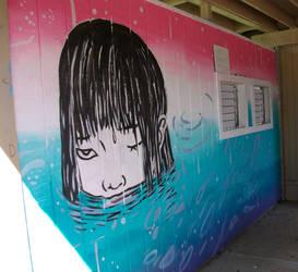 Mural by ElvenAngelFlyingStar