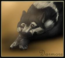 Darmore Scarhunter by Thyria