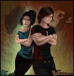 half siblings by Thyria