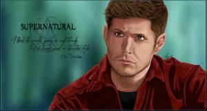 Dean Winchester by Thyria