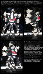 Mephiles the Dark Custom by Wakeangel2001