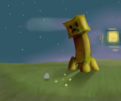 Creeper by INC-Orange