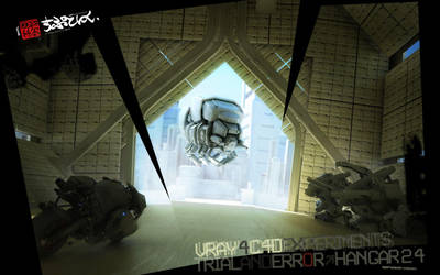 trial_Error Hangar 24 by shtl