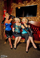 Kay, Doris and Jami by Hollinger