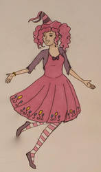 Pinkie pie by KittyCatHat