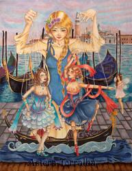 Magic in Venice by Astera-T