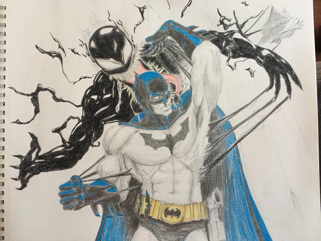 Batman doesnt get sick  by Darkstar-187